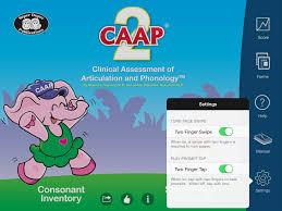 caap 2 app review speech room news