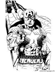 marvel comic captain america coloring coloring pages printable