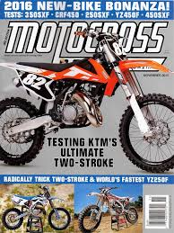 motocross action subscription motocross action magazine mxa u0027s weekend news round up with six