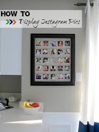 How To Hang Prints 6 Ways To Display Instagram Photos East Coast Creative Blog