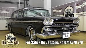 rambler car for sale amc rambler ambassador 1959 for sale de vanzare high class