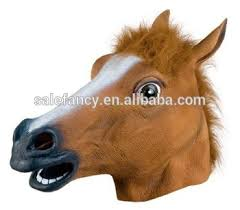 Scary Mask Make Scary Mask Scary Halloween Mask Horse Head Mask Qmak 2017