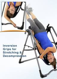 back relief inversion table teeter hang ups ep 960 inversion table with back pain relief dvd