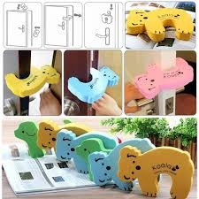 Funny Door Stops by Baby Door Stop U0026 Starvast Door Stopper 7 Pcs Child Safety Animal