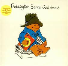 paddington bear paddington bear u0027s gold record vinyl lp album