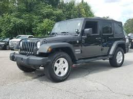 used jeep wrangler 4 door for sale used 2014 jeep wrangler unlimited for sale in ga
