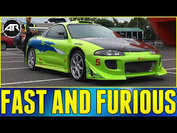 Fast And Furious Mitsubishi Eclipse Review Youtube