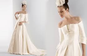 Wedding Dresses 2009 Older Bride Wedding Dresses Franc Sarabia 2009 The Wedding