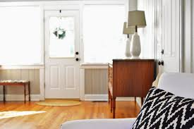 White Walls Grey Trim by Sylvan Park Life What Are Our Paint Colors