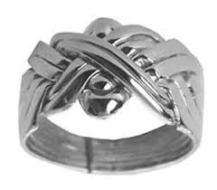 fenian ring puzzle ring ebay