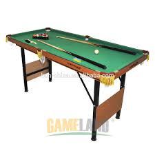 Table With Folding Legs Folding Leg Pool Table Folding Leg Pool Table Suppliers And