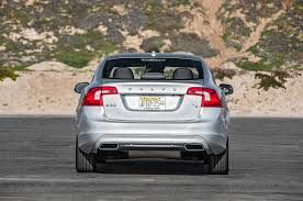 volvo official site 2015 volvo s60 t6 drive e first test motor trend
