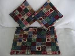 Quilted Mug Rug Pattern 240 Best Rugs Floor Mug Candle Other Rugs Images On Pinterest