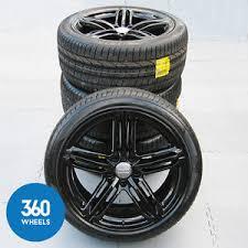 tyres for audi genuine audi q7 21 5 segment spoke rs6 alloy wheels pirelli p