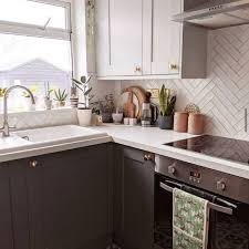 two tone kitchen cabinets brown 9 inspiring two tone kitchen cabinet ideas woodworker access