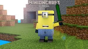 Despicable Me Minion Meme - despicable me minion joins the minecraft world graphic meme