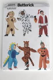 Halloween Costume Patterns Dinosaur Costume Pattern Toddlers U0026 Children Mccall U0027s