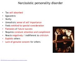 Vanity Psychology Abnormal Psychology