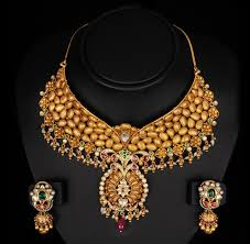 wedding gold necklaces for indian brides 37 accesories