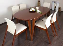 dining table dining room decor oval dining table set for 8 black