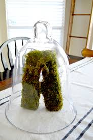 moss covered letters moss covered letter made to be a momma