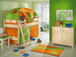 bedroom childrens room ideas for small spaces with bunk bed and