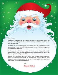 personalized letter from santa personalized santa letter lmfao personalised santa