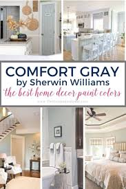 which sherwin williams paint is best for kitchen cabinets best home decor paint colors sherwin williams comfort gray