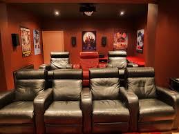 dedicated home cinemas and music listening room