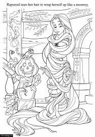 tangled coloring pages ecoloringpage com printable coloring pages