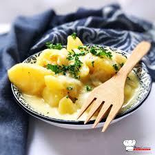 recette cuisine pomme de terre endives et pommes de terre à la cancoillotte recette cookeo mimi