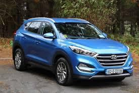 is hyundai tucson a car hyundai tucson review carzone car review