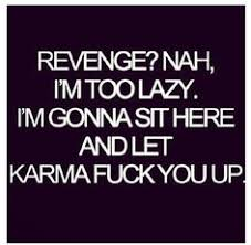 Karma Love Quotes by Pin By Jennifer Bott On Funny Stuff Pinterest Karma And Funny