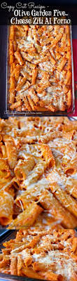 Cat Recipe Olive Garden Five Cheese Ziti Al Forno - strawberry dark chocolate chunk cookies