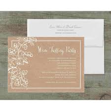 vineyard leaves deluxe party invites walmart com
