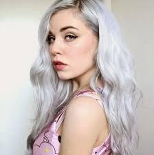 silver hair diy silver hair tutorial by miranda hedman evesteps