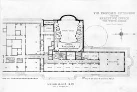 truman reconstruction white house museum a rejected west wing addition