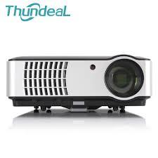 3d home theater aliexpress com buy new rd806 2800lumen 1280 800 projector rd 806