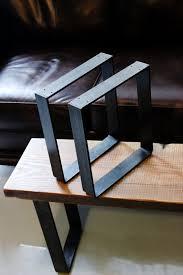 metal leg bench leg table leg steel leg multiple sizes free