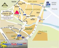 Metro Manila Map by Mandaluyong Executive Mansion 3 Mandaluyong Metro Manila