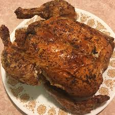 whole cooked turkey toast to roast air fried whole chicken