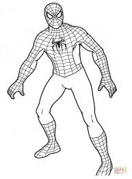 printable coloring pages spiderman spiderman coloring pages free coloring pages