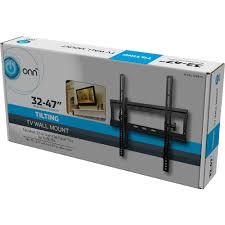 Tv Wall Mount Onn Medium Tilting Tv Wall Mount For 32