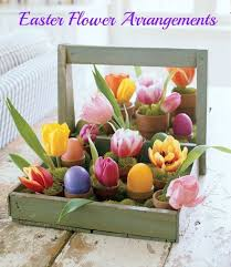 Easter Table Decorations On Pinterest by 182 Best Easter Crafts Images On Pinterest Easter Ideas Easter
