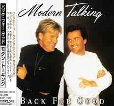 Talking Photo Album Modern Talking Back For Good The 7th Album Cd Album At Discogs
