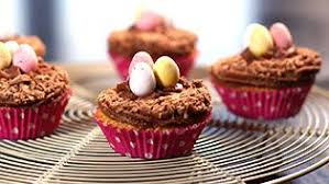 Waitrose Easter Cake Decorations by Cupcakes Decorating Idea Easter Egg Nests