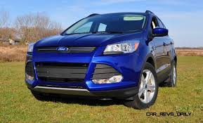 Ford Escape Blue - 2014 ford escape 1 6l ecoboost in deep impact blue 69 all new