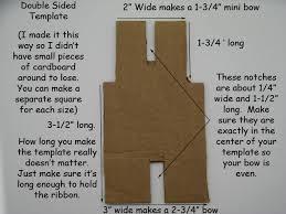 hair bow templates use a template to make a pinwheel hair bow