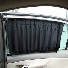 2pcs 70 39cm big size adjustable car window curtain uv sunshade