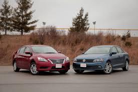 custom nissan sentra 2013 2015 nissan sentra vs volkswagen jetta autoguide com news